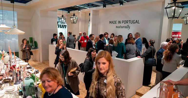 Stand Portugal en Ambiente 2020