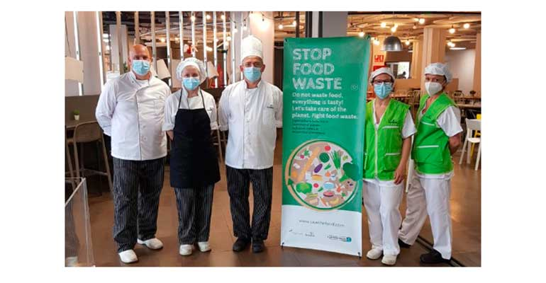 Stop food waste compass group