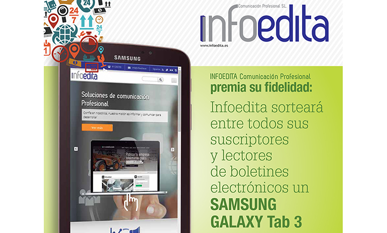 Tablet regalo infoedita