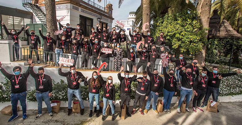 Talento Cruzcampo primera promoción