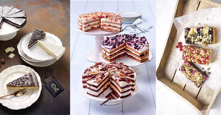 Nuevas tartas de erlenbacher