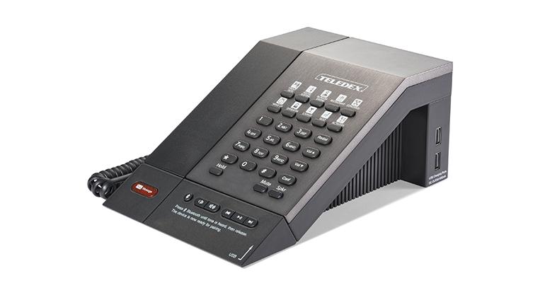 Teléfono cetis modo hotel