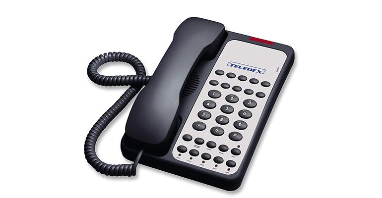 teléfono analógico cetis para hoteles