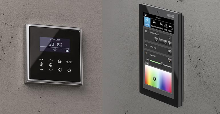 Termostado y SmartControl