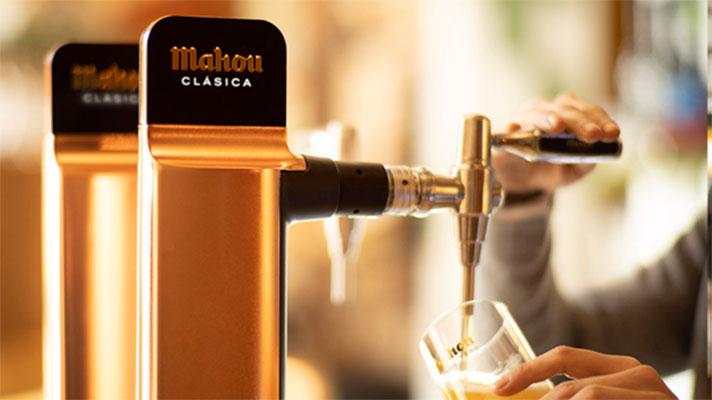 Nuevos tiradores de cerveza: diseño y funcionalidad