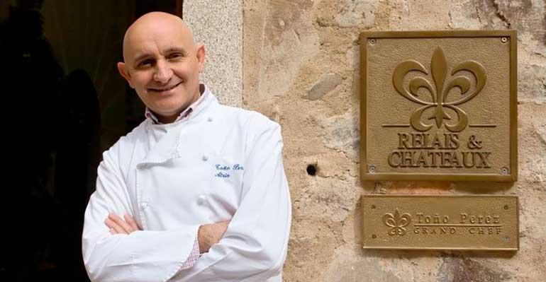 Toño Pérez, de Atrio, reconocido por la AIG como Gran Prix de L´Art de la Cuisine
