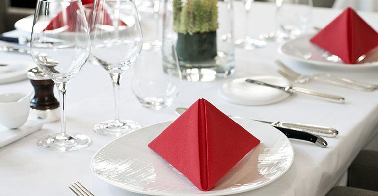 Diseño, elegancia y funcionalidad para vestir la mesa del restaurante
