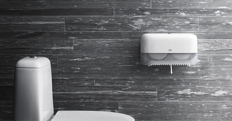 tork dipensador de papel higiénico