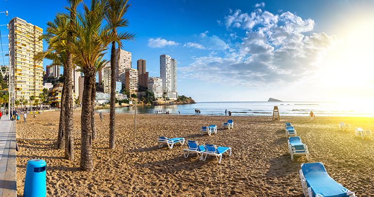 España se sitúa como uno de los destinos favoritos de los turistas internacionales para estas vacaciones