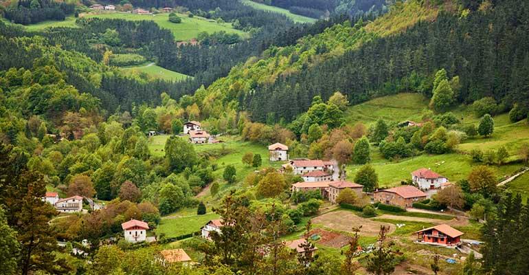 La ocupación en turismo rural para Semana Santa llega al 49%