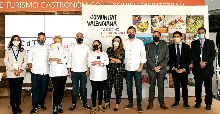 Mediterránea Gastrónoma cierra con más de 8.000 visitantes digitales