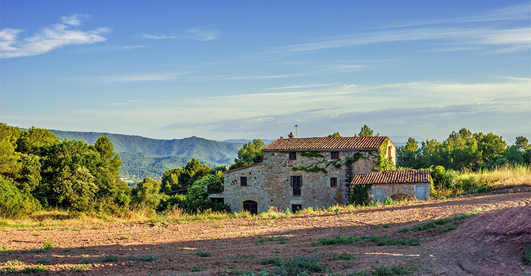 Balance turismo rural 2018