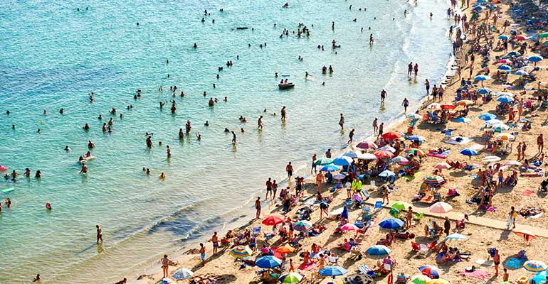 La industria turística española prevé unas pérdidas de hasta 90.000 millones de euros