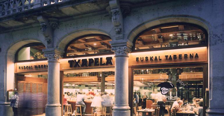 Txapela_restaurante