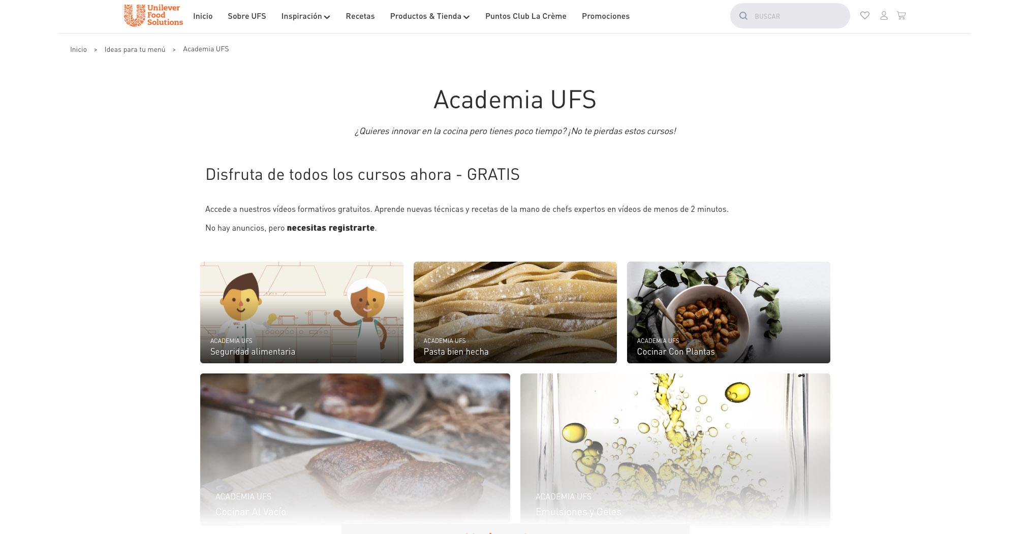 formacion online unilever