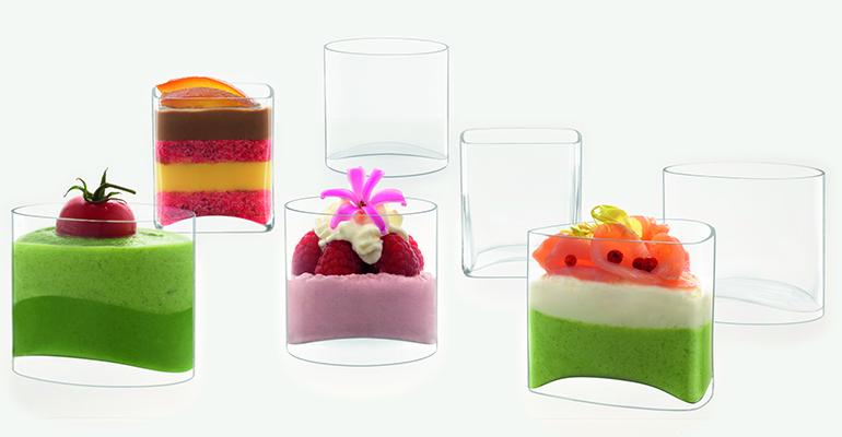 Vasos para pequeñas degustaciones Bormioli