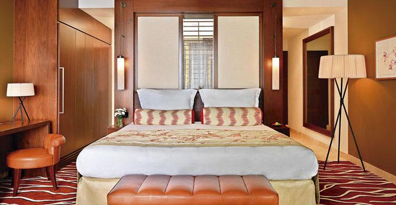 Jumeirah Port Soller Hotel & Spa suite