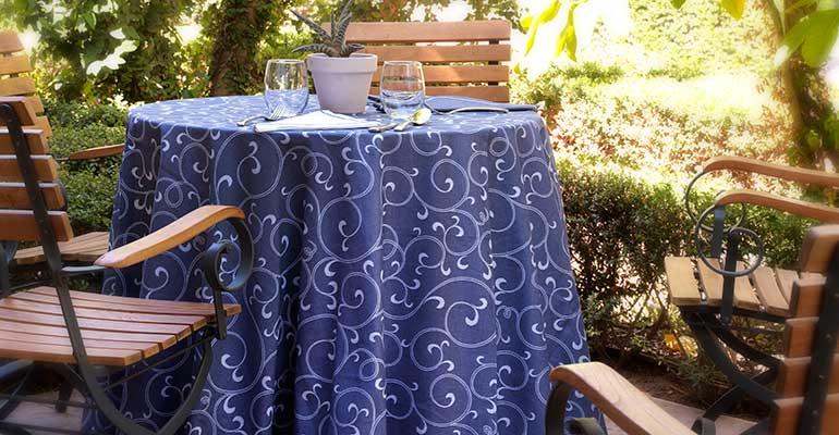 Textiles inspirados en la naturaleza, tendencias para hostelería en 2020