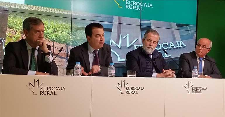 Presentación de la agrupación Viñedos de Castilla La Mancha