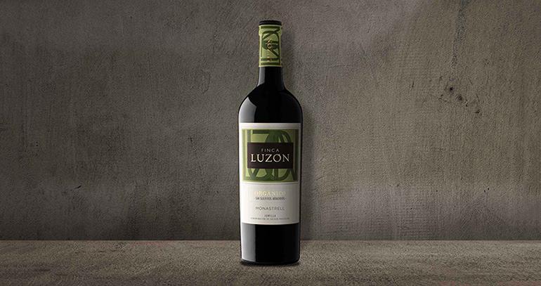 Finca Luzón sin sulfitos, un ecológico que muestra la variedad monastrell en su más pura esencia