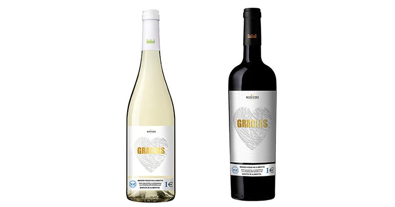 Bodegas Murviedro crea los vinos solidarios Gracias