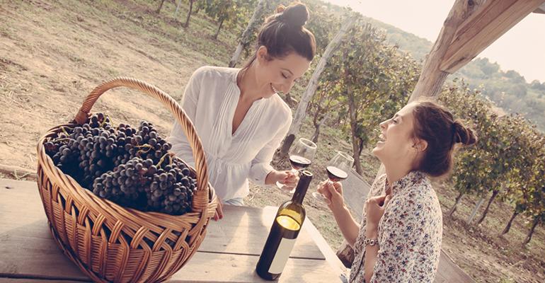 Beneficios del vino para la salud