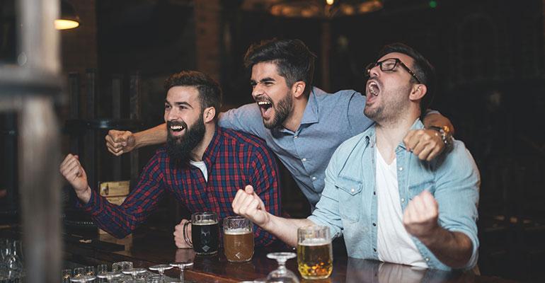 Fútbol para bares con Vodafone TV para la temporada 20/21