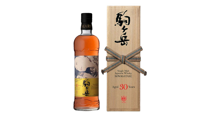 Whisky japanese 30 años