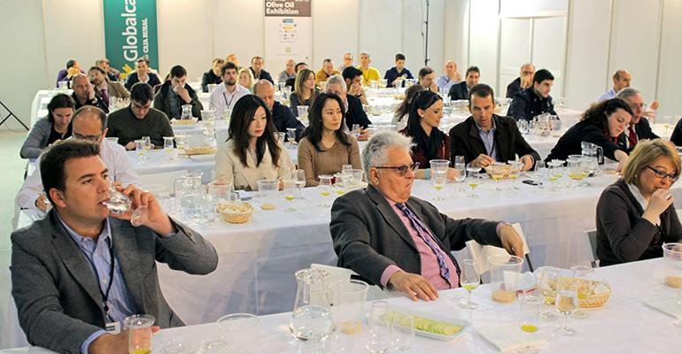 Conferencias expertos aceites wooe 2015