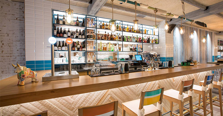 Restaurante Yacumanca interiorismo 4