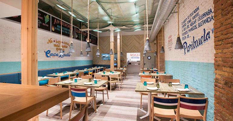 Restaurante Yacumanca interiorismo 1