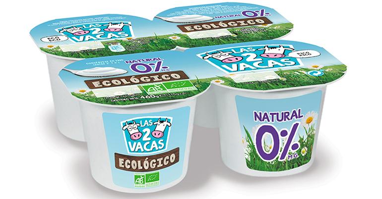 yogures ecológicos danone